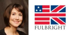 Naz Alum receives Fulbright Award