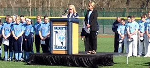 John Michalek Field Dedication