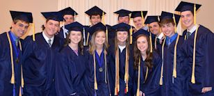 Welcome to Our Newest Alumni!